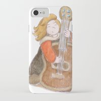 sisters iPhone & iPod Cases featuring Sisters by Pepijn de Jonge