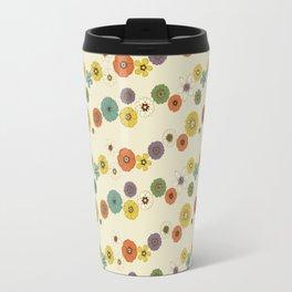 Thousand flowers Travel Mug