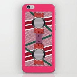 Minimalist Hoverboard iPhone Skin