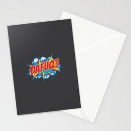Dafuq? Stationery Cards