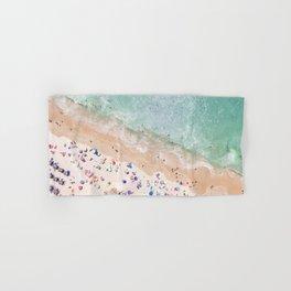 Pastel Beach Hand & Bath Towel