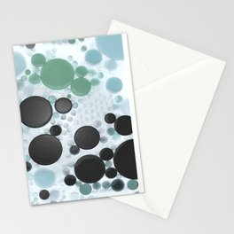 :: Overcast Day at the Beach :: Stationery Cards