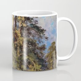 'The Word for World is Forest' by Ivan Shishkin Coffee Mug