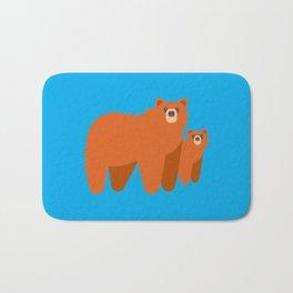 Bear cub Bath Mat