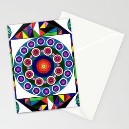 Kalidescope Stationery Cards
