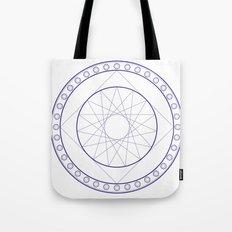 Anime Magic Circle 16 Tote Bag