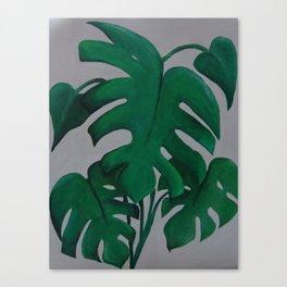 La Vita Tropicale Canvas Print