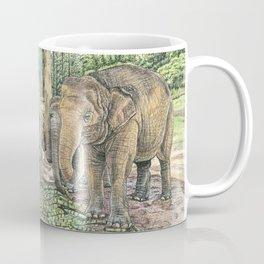 Rescued in Thailand Coffee Mug
