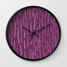 DNA I Wall Clock