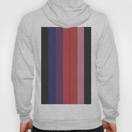 Five Colors and Black Hoody