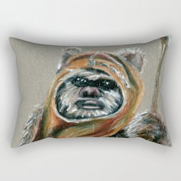 Ewok Rectangular Pillow