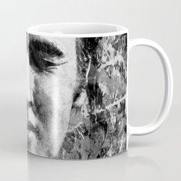 ELVIS PRESLEY (BLACK & WHITE VERSION) Coffee Mug