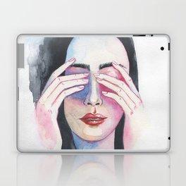 Calm. Breathe Laptop & iPad Skin