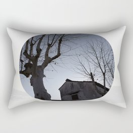 Suzhou branches Rectangular Pillow
