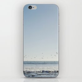 if you're a bird  iPhone Skin