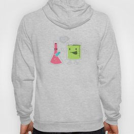 Chemistry Science Scientist Student Couple Gift Hoody