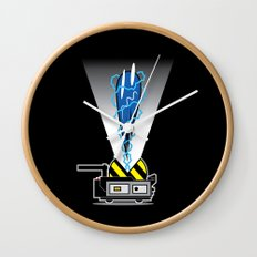 Pac-Trap Wall Clock