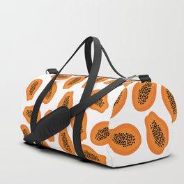 Papaya Tropical Duffle Bag