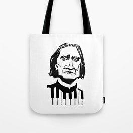Liszt Tote Bag