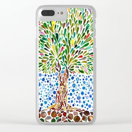 Treestory Clear iPhone Case