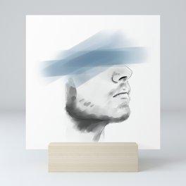 Sebastian Mini Art Print