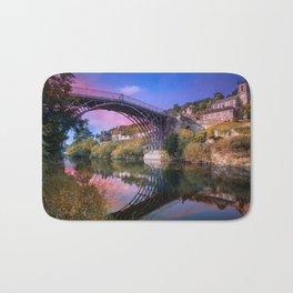 Iron Bridge 1779 Bath Mat