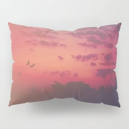 Love Runs Out Pillow Sham