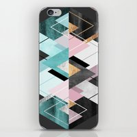 nordic iPhone & iPod Skins featuring Nordic Seasons by Elisabeth Fredriksson