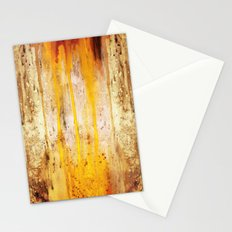 The Sun Is Dripping Down Stationery Cards