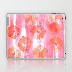 California Poppy Pop Laptop & iPad Skin