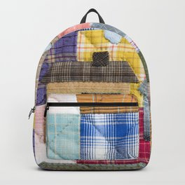Calming Quilt Backpack