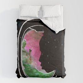 People of the Universe-Multiverse Commuter-Pink Comforters