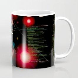 Space Invasion Coffee Mug