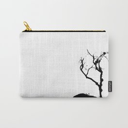 Dark Tree Carry-All Pouch