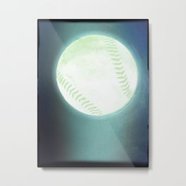 Moonshot Metal Print