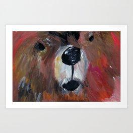 Beaver Art Print