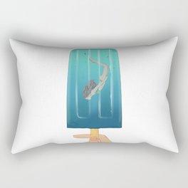 Popsicle Dive Rectangular Pillow