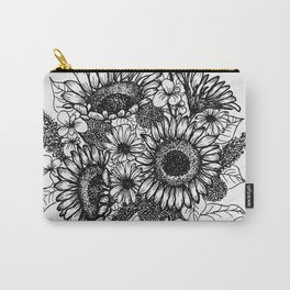 sunflowerful Carry-All Pouch