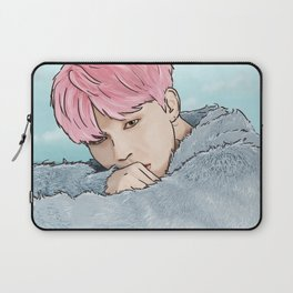 BTS Jimin Spring Day Laptop Sleeve