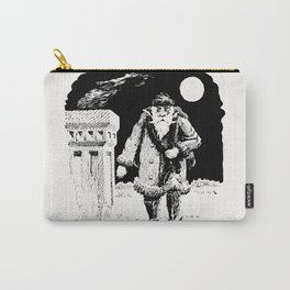 SERIOUS SANTA Carry-All Pouch