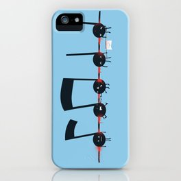 Dead Notes iPhone Case
