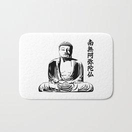 Amida Buddha Bath Mat