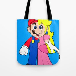 He's Part Lady Tote Bag
