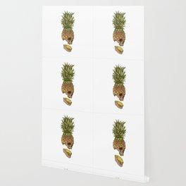 Pineapple Skull Wallpaper