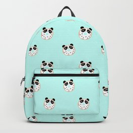 Donut Panda Backpack