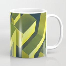 Cubic thunders Coffee Mug
