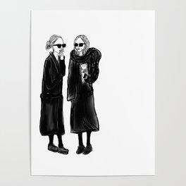 mary-kate n ashley 4 eva Poster