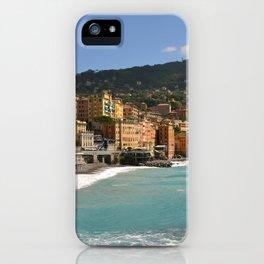 Camogli, Italy iPhone Case