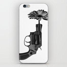 Flower Piece iPhone Skin