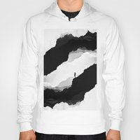 sublime Hoodies featuring White Isolation by Stoian Hitrov - Sto